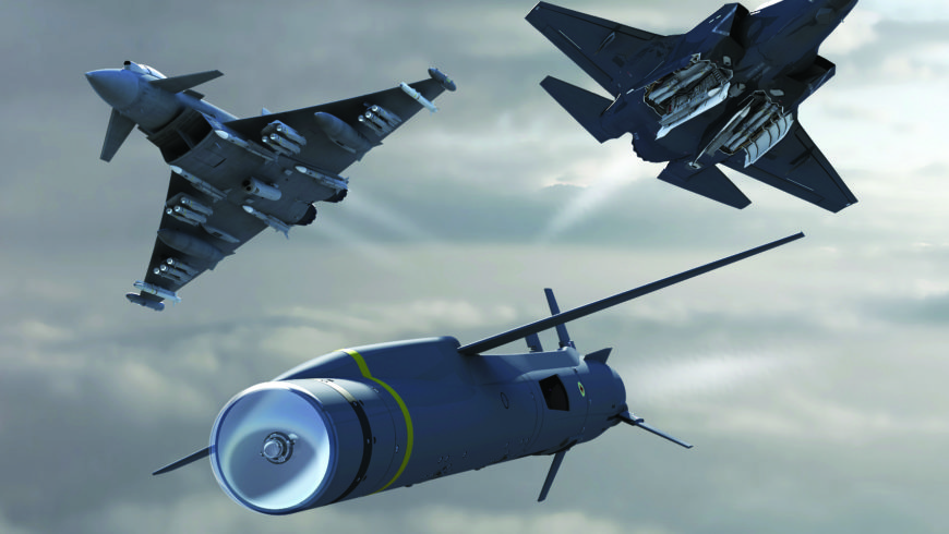 MBDA Showcases SPEAR Precision Strike Missile at Farnborough 2016