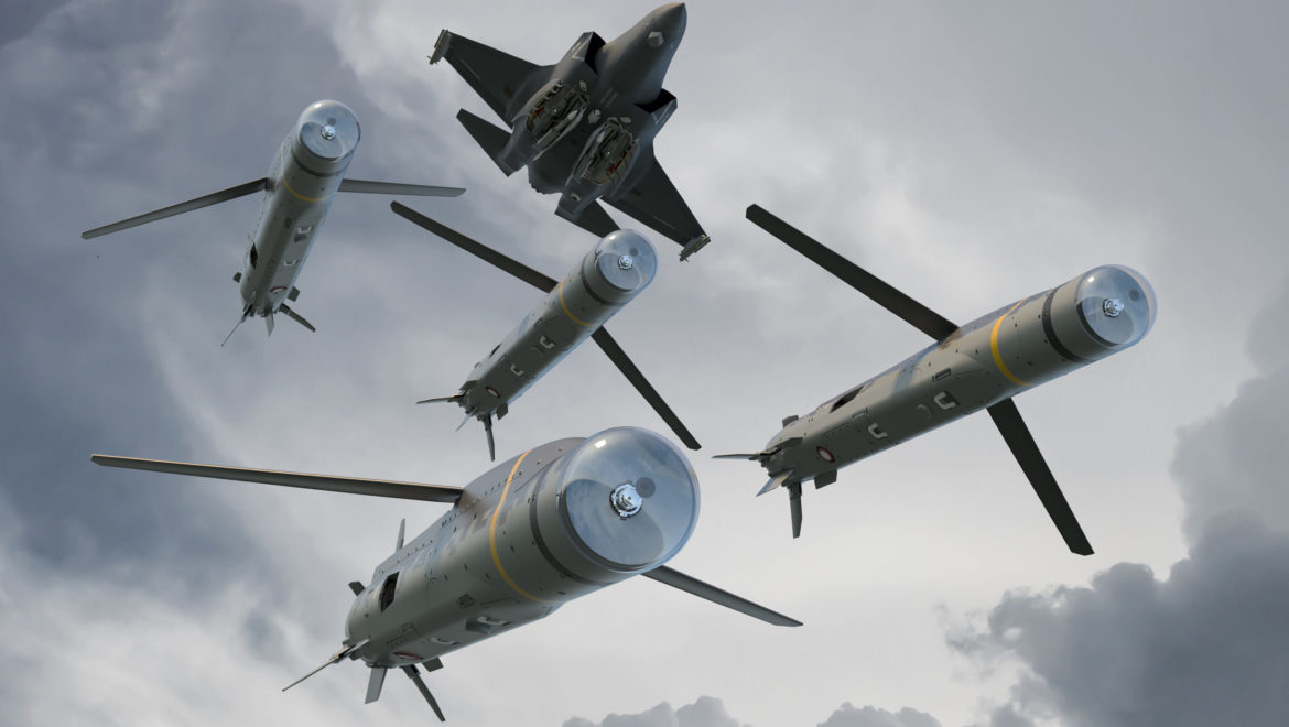 UK Orders Production of MBDA's SPEAR Mini-Cruise Missile